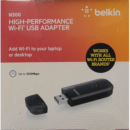 belkin n300 wifi usb adapter