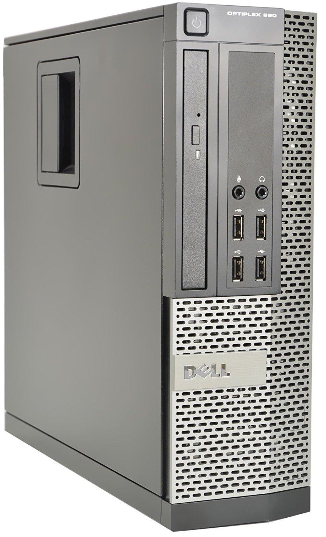 Dell Optiplex 990 Sff Desktop Pc Intel Core I5 2400 3 1ghz